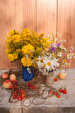 Two bouquets Royalty Free Stock Photo