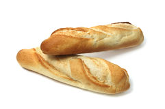 Two bread stock photography