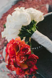 Two Bridal Bouquets Stock Photos