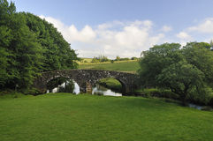 Two Bridges, Dartmoor Stock Photography