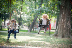 Beautiful children Stock Images