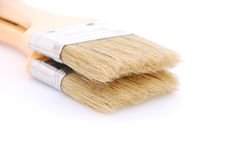 Two brushes Royalty Free Stock Photo