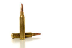 Two bullets Stock Photos