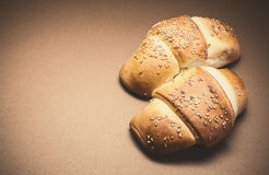 Two Buns Areal View Royalty Free Stock Photography