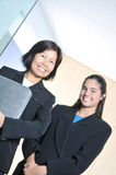 Two Business Women Royalty Free Stock Images