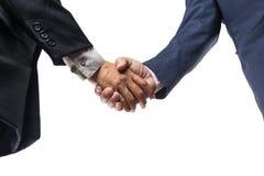 businessman shaking hand with partnership stock image image of