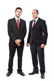 Two Businessman Royalty Free Stock Photos