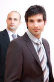 Two businessmen Royalty Free Stock Images