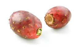 Two Cactus Pears Royalty Free Stock Image