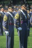 Two Cadets Royalty Free Stock Image