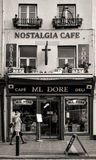 Two cafes Stock Images