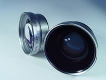 Free Two Camera Lens Stock Photo - 54650
