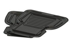Two car mats Stock Photography