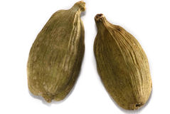 Two Cardamom Royalty Free Stock Image