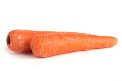 Two Carrot Royalty Free Stock Images