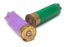 Two cartridges Royalty Free Stock Photography
