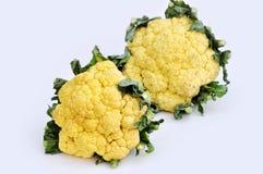 Two cauliflower Royalty Free Stock Photo