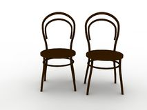 Two chairs Stock Photo