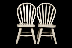 Two chairs Royalty Free Stock Photo
