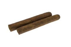Two cigars Stock Photo
