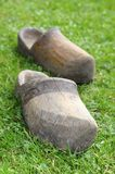Two clogs Royalty Free Stock Photos