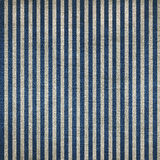 Two color striped denim background Stock Photography