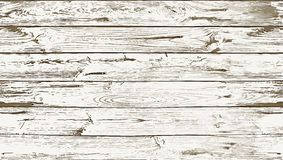 Two Color White Seamless Wood Texture. EPS10 Vector Stock Photo