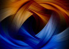 Two colors background Stock Photos