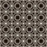 Two colors Lace Seamless Pattern Royalty Free Stock Photos