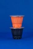 Coffeecups Stock Images