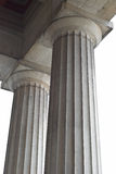 Two Columns Stock Photography
