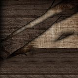 Element of the interior wood background or texture. Two combined wooden elements for design and interior with wooden background or texture vector illustration