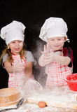 Two cooks Stock Images