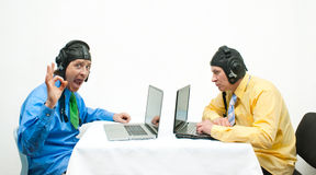 Programmers Royalty Free Stock Photography
