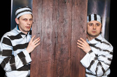 Free Two Criminal Royalty Free Stock Photos - 2195888