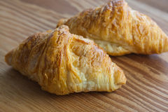 Mini Croissants Royalty Free Stock Photos
