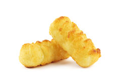 Two croquettes Royalty Free Stock Image