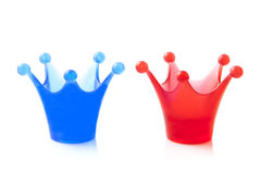 Two crowns Royalty Free Stock Photo