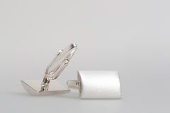 Two cufflinks Stock Image