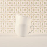 Two Cups Royalty Free Stock Photo