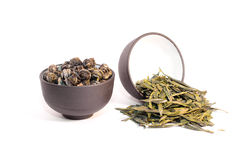 Two Cups Of Herbal Tea. Stock Photography