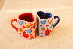 Free Two Cups Of Tea Stock Photography - 49831512