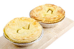 Free Two Curry Vegetable Pot Pie Stock Images - 28649724