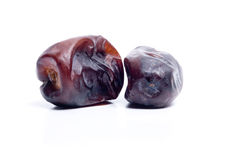 Two dates fruit Stock Photos