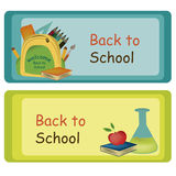 Two different boards Royalty Free Stock Images