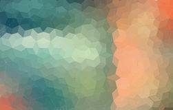 Two-dimensional  colorful background Stock Image