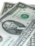 Two dollar. Bill Royalty Free Stock Images