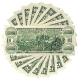 Two dollars banknote Stock Image