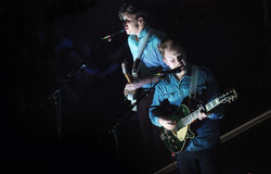 Two Door Cinema Club Stock Images