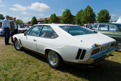 The two-door coupe Iso Rivolta Lele Stock Images